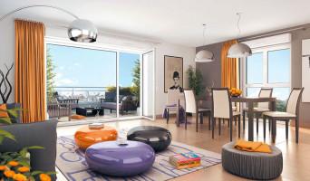Bischheim programme immobilier neuve « Côté Rives 1 »  (3)