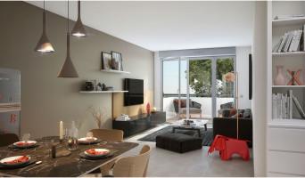 Toulouse programme immobilier neuve « Lady Grey »
