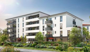 Toulouse programme immobilier neuve « Lady Grey »  (2)