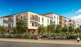 Toulouse programme immobilier neuve « L'Encre et la Plume »