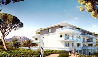 Puget-sur-Argens programme immobilier neuve « Domaine du Lac » en Loi Pinel  (3)