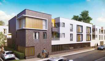 Bezannes programme immobilier neuve « ZenéO »