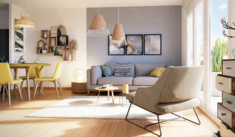 Bezannes programme immobilier neuve « ZenéO »  (3)