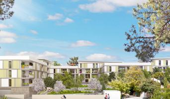 Aubagne programme immobilier neuve « Résidence Patio »