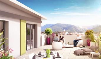 Aubagne programme immobilier neuve « Résidence Patio »  (3)