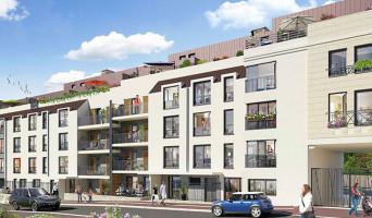 Châtillon programme immobilier neuve « South Garden »