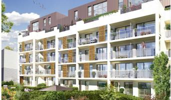 Châtillon programme immobilier neuve « South Garden »  (2)