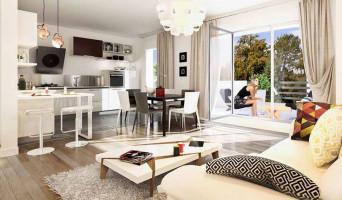 Châtillon programme immobilier neuve « South Garden »  (3)