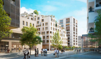 Massy programme immobilier neuve « Contact »