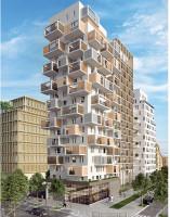 Marseille programme immobilier neuve « Le Marsiho »