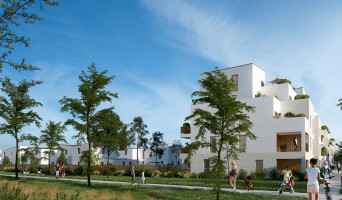 Bussy-Saint-Georges programme immobilier neuve « Emergence »  (2)