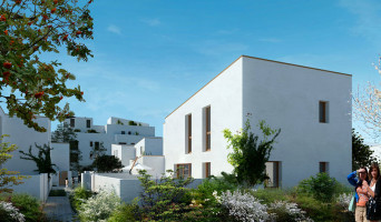 Bussy-Saint-Georges programme immobilier neuve « Emergence »  (3)