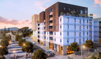 Montpellier programme immobilier neuve « Elaïa »
