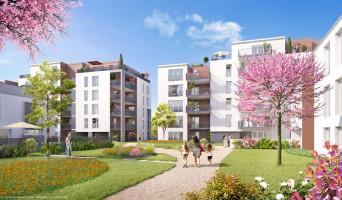 Colomiers programme immobilier neuve « Millésime »