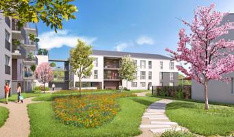 Colomiers programme immobilier neuve « Millésime »  (2)