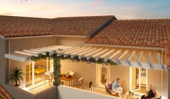 Toulon programme immobilier neuve « Les Hauts de Saint Jean »