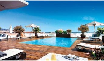 Mandelieu-la-Napoule programme immobilier neuve « Absolu »