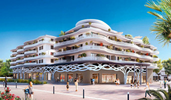 Mandelieu-la-Napoule programme immobilier neuve « Absolu »  (2)