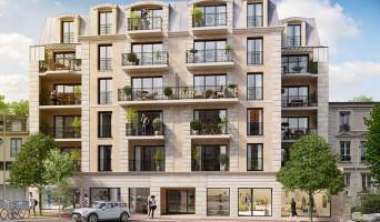 Clamart programme immobilier neuve « Les Balcons de Clamart »