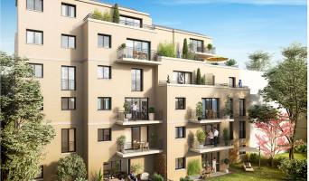 Clamart programme immobilier neuve « Les Balcons de Clamart »  (2)