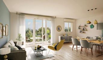 Clamart programme immobilier neuve « Les Balcons de Clamart »  (3)
