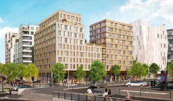 Massy programme immobilier neuve « Contact Résidence Etudiante »