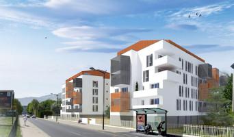 Pau programme immobilier neuve « Orea Park »