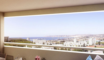 Marseille programme immobilier neuve « Ligne Bleue »  (2)