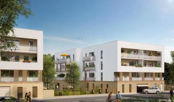 Le Petit-Quevilly programme immobilier neuve « Bel-Ami »