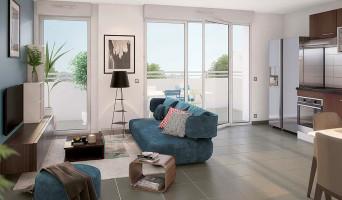 Le Petit-Quevilly programme immobilier neuve « Bel-Ami »  (3)