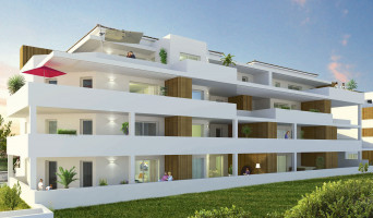 Mèze programme immobilier neuve « Seaside »  (3)