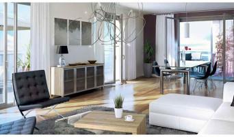 Rouen programme immobilier neuve « LUMI'R »  (2)