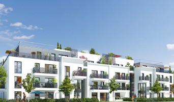 Houilles programme immobilier neuve « Plein'R »