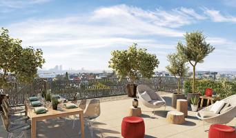 Houilles programme immobilier neuve « Plein'R »  (3)