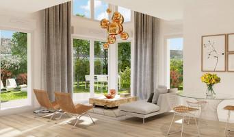 Houilles programme immobilier neuve « Plein'R »  (4)