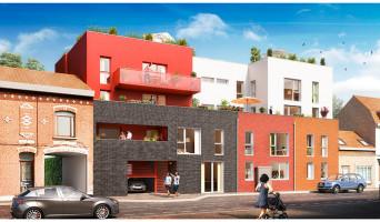 Roncq programme immobilier neuve « Le XII »
