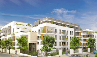 Meaux programme immobilier neuve « Le Jardin d'Héloïse »