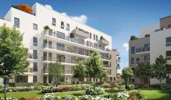 Meaux programme immobilier neuve « Le Jardin d'Héloïse »  (2)