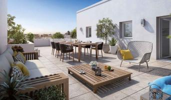 Meaux programme immobilier neuve « Le Jardin d'Héloïse »  (3)