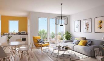 Meaux programme immobilier neuve « Le Jardin d'Héloïse »  (4)