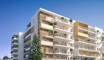 Nice programme immobilier neuve « L'aparté »