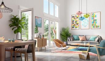 Nice programme immobilier neuve « L'aparté »  (2)