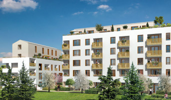 Villepinte programme immobilier neuve « Eloge »  (2)