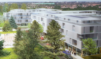 Villepinte programme immobilier neuve « Eloge »  (3)