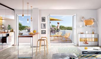 Villepinte programme immobilier neuve « Eloge »  (5)