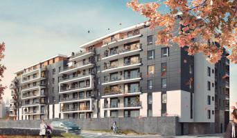 Thonon-les-Bains programme immobilier neuve « City Zen »