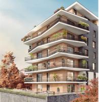 Thonon-les-Bains programme immobilier neuve « City Zen »  (2)