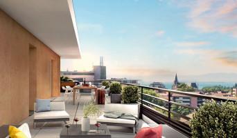 Thonon-les-Bains programme immobilier neuve « City Zen »  (3)
