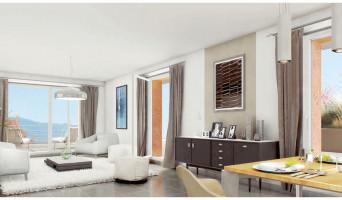 Thonon-les-Bains programme immobilier neuve « City Zen »  (4)