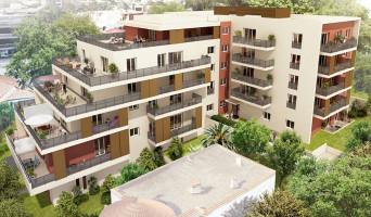 Cagnes-sur-Mer programme immobilier neuve « Florazur »